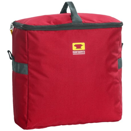 Mountainsmith Basic Cube in Red