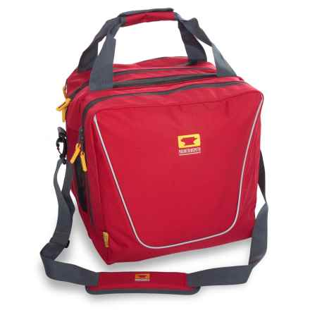 Mountainsmith Bike Cube Deluxe Storage Bag in Heritage Red - Closeouts