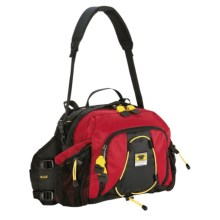 Mountainsmith Blaze II Lumbar Pack in Red/Black - Closeouts