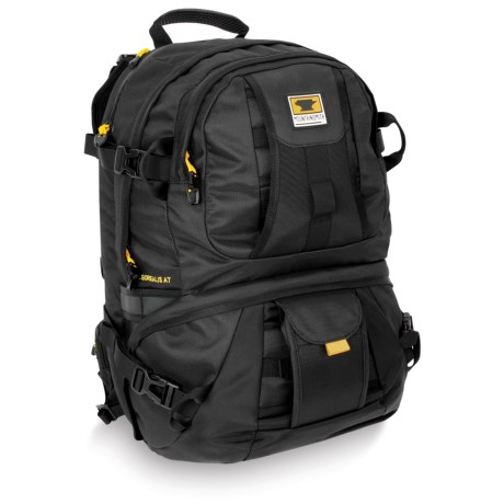 Mountainsmith Borealis AT Camera Pack - Recycled Materials in Black