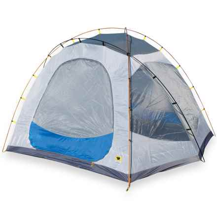 Mountainsmith Conifer Tent - 5-Person, 3-Season in Citron - Closeouts