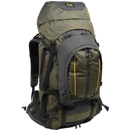 Mountainsmith Cross Country 3.0 Backpack - Internal Frame in Pinon Green - Closeouts