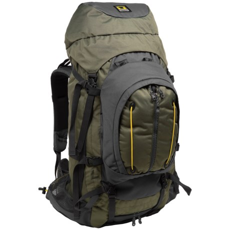photo: Mountainsmith Cross Country 3.0 weekend pack (3,000 - 4,499 cu in)