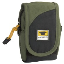 Mountainsmith Cyber II Point-and-Shoot Camera Case - Medium in Pinon Green - Closeouts