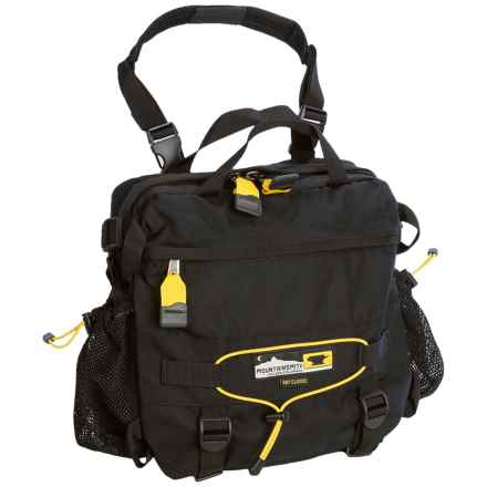 Mountainsmith Day Lumbar Pack in Heritage Black - Closeouts