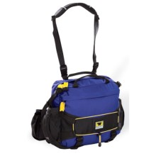 Mountainsmith Day TLS Lumbar Pack - Recycled Materials in Heritage Cobalt - Closeouts
