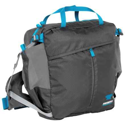 Mountainsmith Daylight Lumbar Pack - 11L in Anvil Grey - Closeouts
