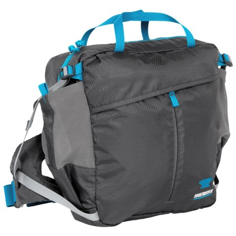 Mountainsmith Daylight Lumbar Pack in Anvil Grey