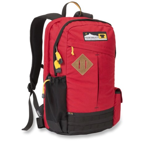 Mountainsmith Divide Backpack in Heritage Red