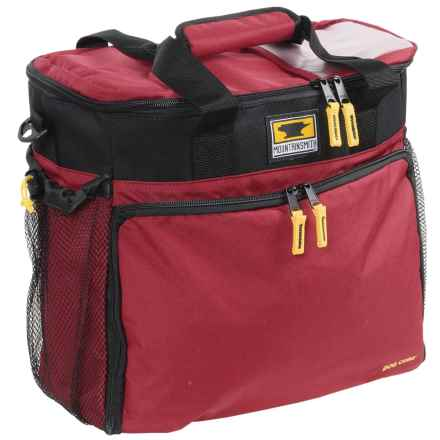 Mountainsmith Dog Cube Travel Bag in Red - Closeouts