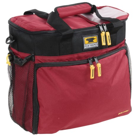 Mountainsmith Dog Cube Travel Bag in Red