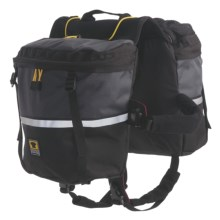 Mountainsmith Dog Pack - Medium in Charcoal-Grey/Black - Closeouts