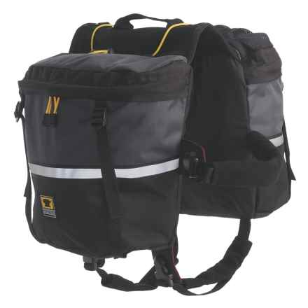 Mountainsmith Dog Pack - Medium in Charcoal - Closeouts