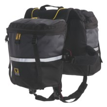 Mountainsmith Dog Pack - Small in Charcoal-Grey/Black - Closeouts