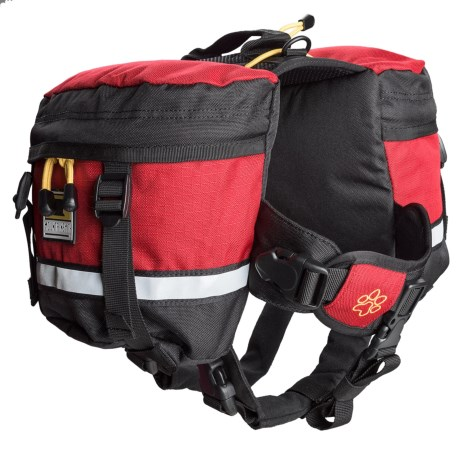 Mountainsmith Dog Pack - Small in Red