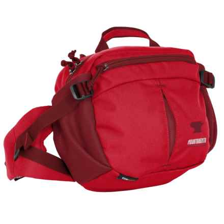Mountainsmith Drift 6.5L Lumbar Pack in Heritage Red - Closeouts