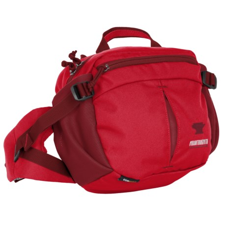 Mountainsmith Drift 6.5L Lumbar Pack in Heritage Red
