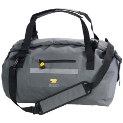 Mountainsmith Dry Duffel Bag - Large in Asphalt/Grey