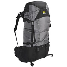 Mountainsmith Eclipse Backpack - Internal Frame in Grey - Closeouts