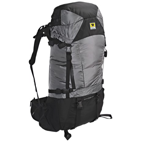 Mountainsmith Eclipse Backpack - Internal Frame in Grey