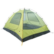 Mountainsmith Equinox Tent - 4-Person/3-Season in Citron Green - Closeouts