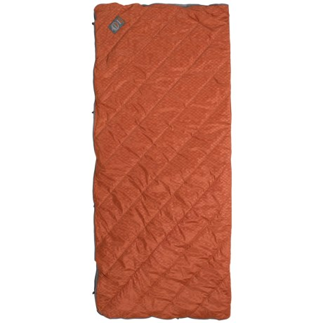 Mountainsmith Foothills Camping Blanket - Large in Burnt Ochre