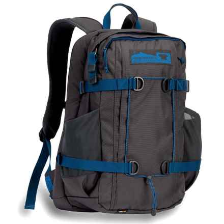 Mountainsmith Grand Tour Backpack - 19L in Anvil Grey - Closeouts