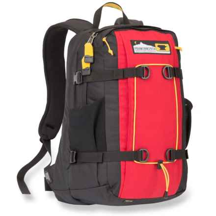 Mountainsmith Grand Tour Backpack in Heritage Red - Closeouts