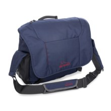Mountainsmith Hoist Messenger Bag in Inky Blue - Closeouts