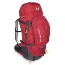 Mountainsmith Juniper 55L Backpack - Internal Frame (For Women) in Chili Red - Closeouts