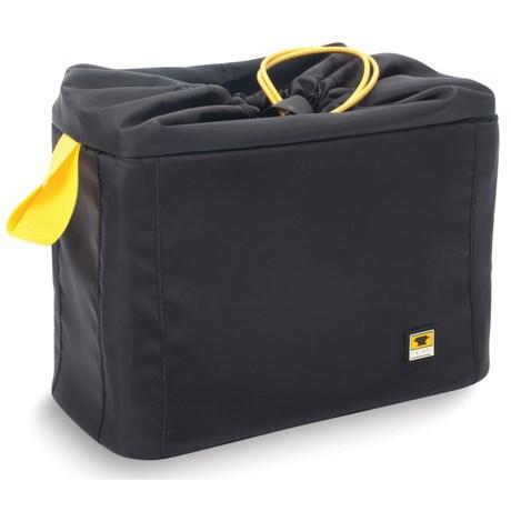 Mountainsmith Kit Cube Camera Bag in Black