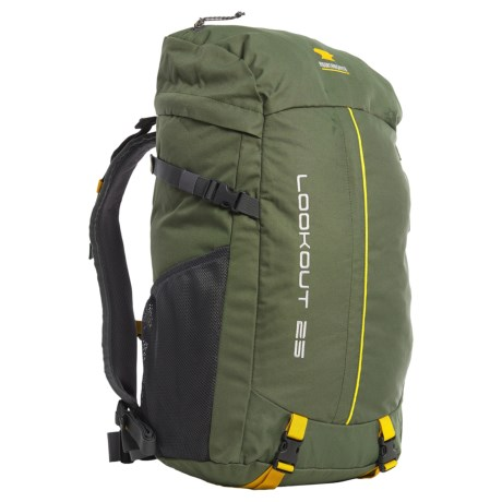 Mountainsmith Lookout 25 Backpack in Pinon Green