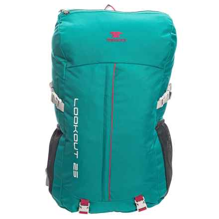 Mountainsmith Lookout 25L Backpack (For Women) in Emerald - Closeouts