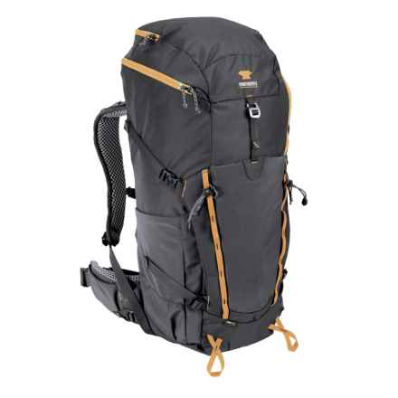Mountainsmith Mayhem 45 44L Backpack - Internal Frame in Anvil Grey - Closeouts