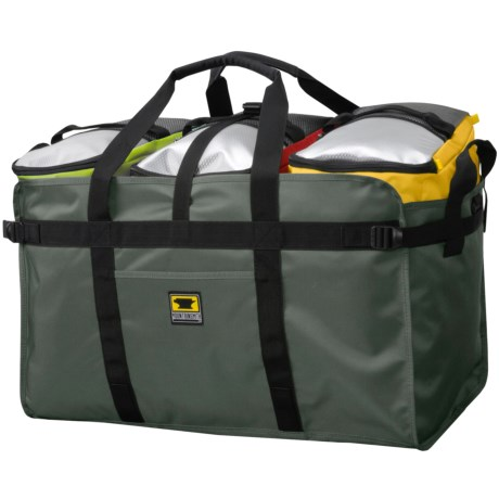 Mountainsmith Modular Hauler 3 in Charcoal/Lime/Burnt Orange/Yellow