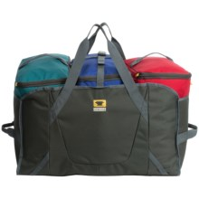 Mountainsmith Modular Hauler 3 in Charcoal/Teal/Red/Blue - 2nds