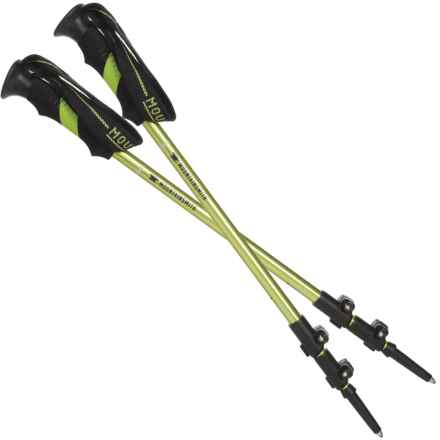 Mountainsmith Roamer 3-Section Adjustable Trekking Pole in Macaw Green - Closeouts