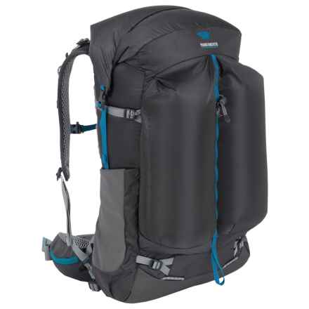 Mountainsmith Scream 55L Backpack in Anvil Grey - Closeouts