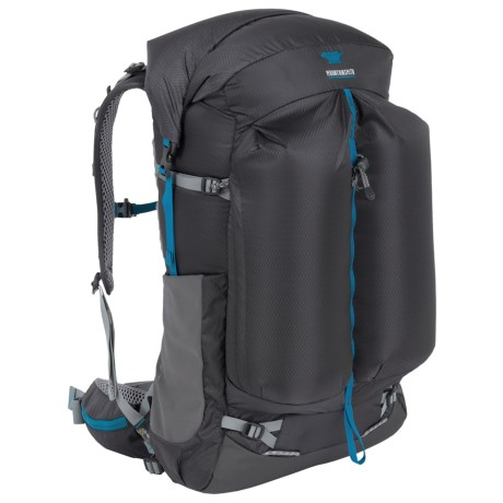 Mountainsmith Scream 55L Backpack in Anvil Grey