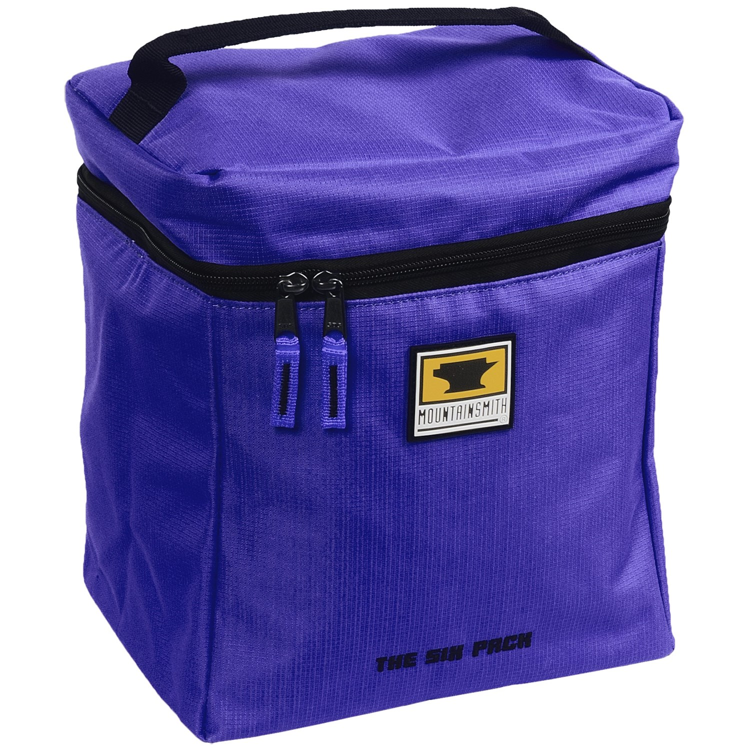 6 Pack Cooler ~ Mountainsmith six pack cooler in cobalt