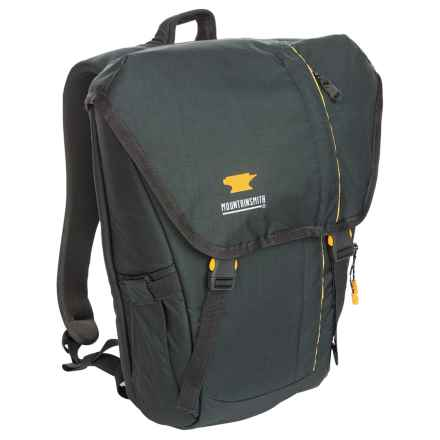 Mountainsmith Spectrum Camera Backpack in Anvil Grey - Closeouts