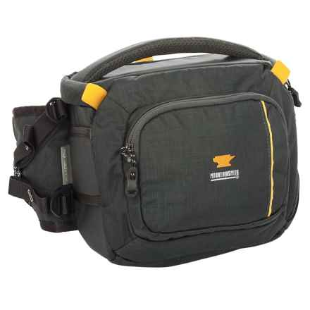Mountainsmith Swift FX Camera Bag in Anvil Grey - Closeouts