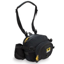 Mountainsmith Swift FX Waistpack Camera Bag - Recycled Materials in Black - Closeouts