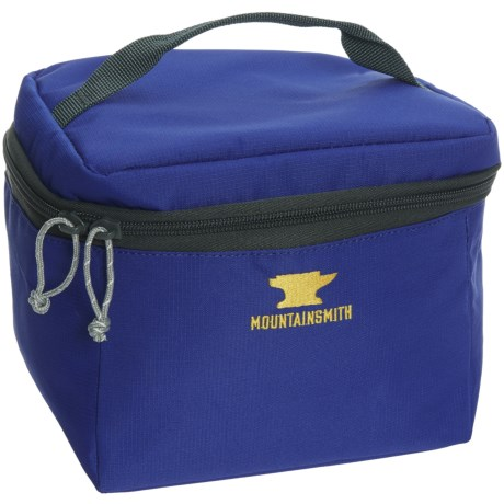 """Mountainsmith The Carry-Out Cooler - 7.5x6x6.5"""" in Heritage Cobalt"""