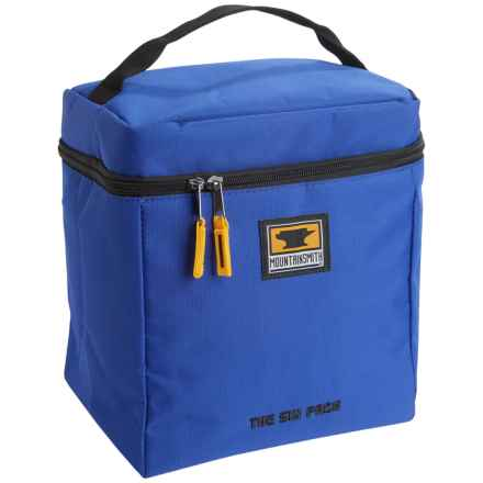 Mountainsmith The Six Pack Cooler in Cobalt Blue - Closeouts