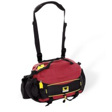 Mountainsmith Tour TLS Lumbar Pack - Recycled Materials in Heritage Red - Closeouts