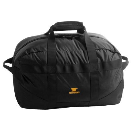 Mountainsmith Travel 97L Duffel Bag - Large in Heritage Black