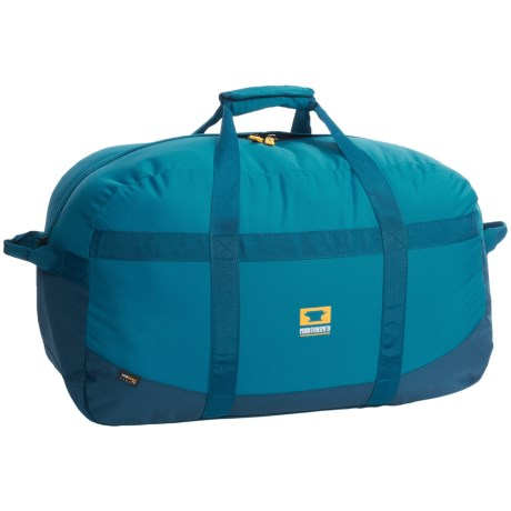 Mountainsmith Travel Duffel Bag - Large in Glacier Blue