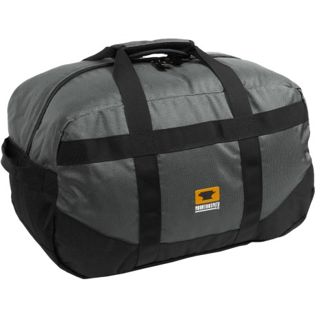 Mountainsmith Travel Duffel Bag - Medium in Anvil Grey