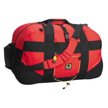 Mountainsmith Travel Trunk Duffel Bag - Extra Large in Red / Black - Closeouts
